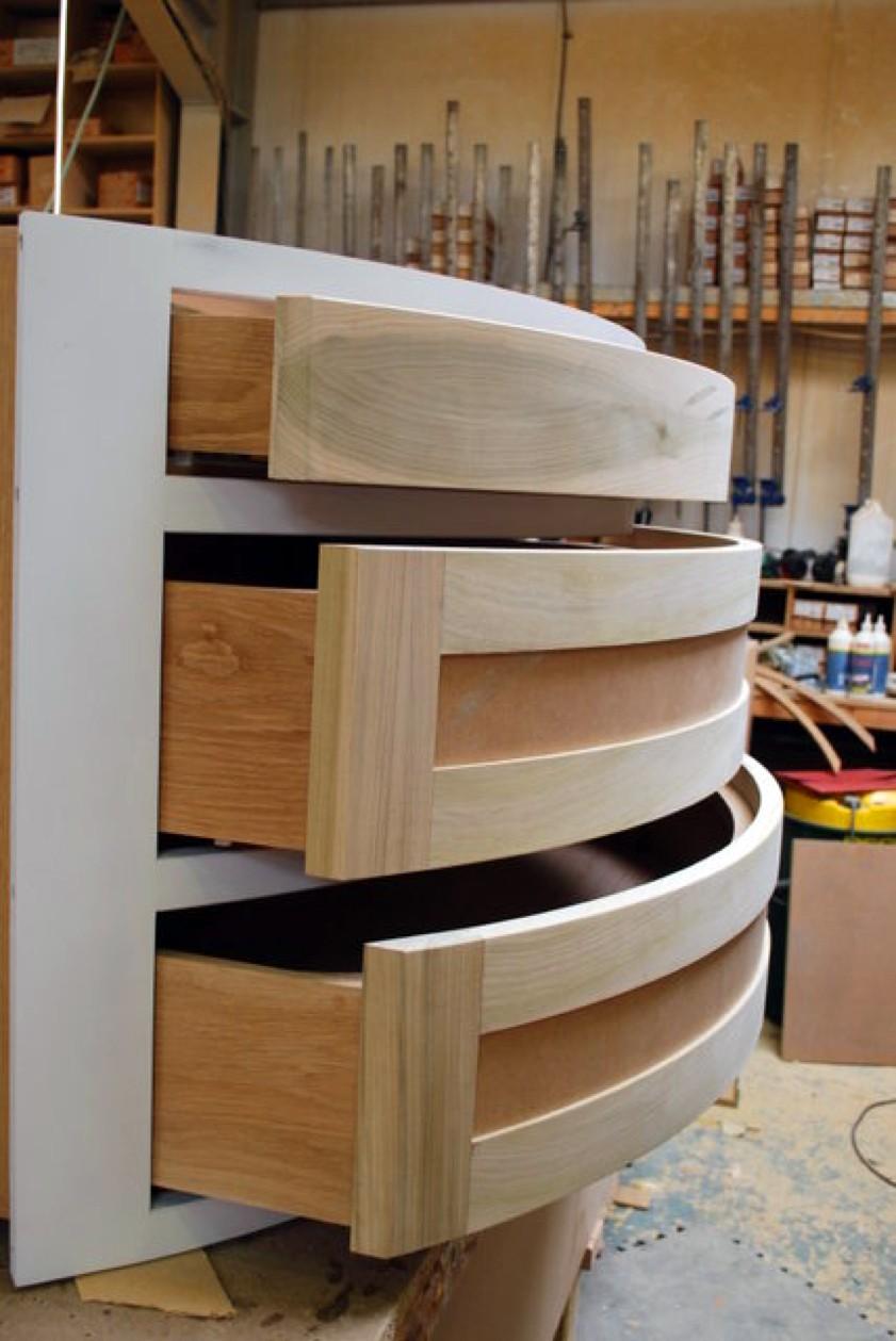 Luxury Bespoke Cabinet Makers London